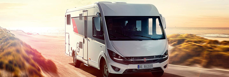 Bürstner Wohnmobile 2018