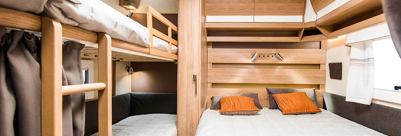 Kabe Innenausstattung Betten